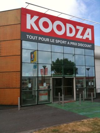 Ouverture de notre 11ème magasin de sport discount KOODZA à GRANVILLE